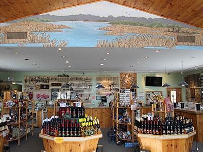 Montezuma Winery Gift Shop