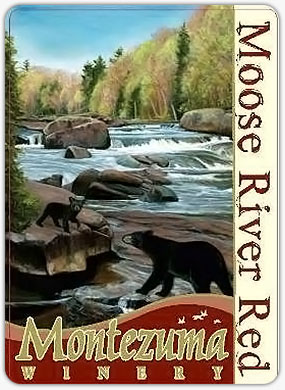 Montezuma Old Forge Moose River Red