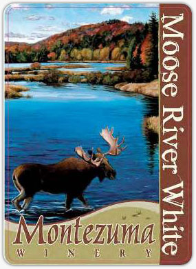 Montezuma Old Forge Moose River White