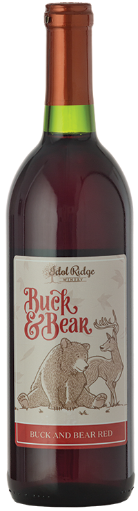 Buck and Bear Red