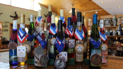 Our Award Winning Wines & Spirits