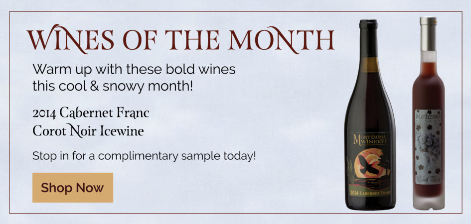 Wines of the Month