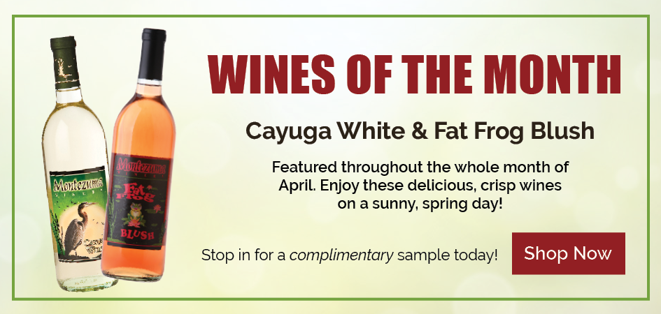 April Wines of the Month