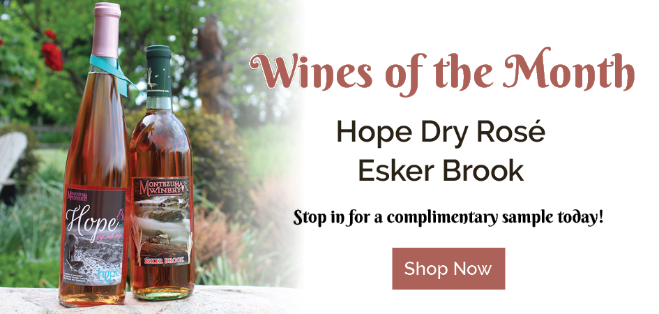 June Wines of the Month