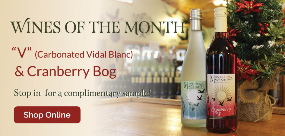 December Wines of the Month