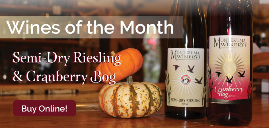 November Wines of the Month