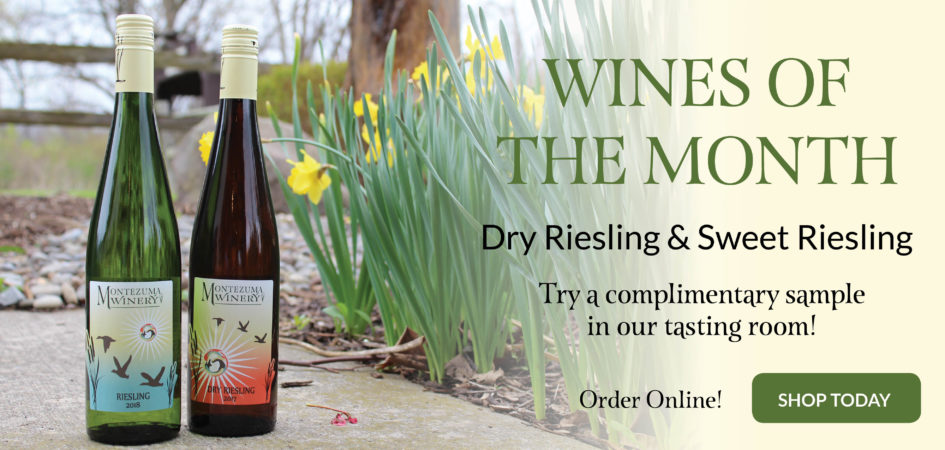 May Wines of the Month