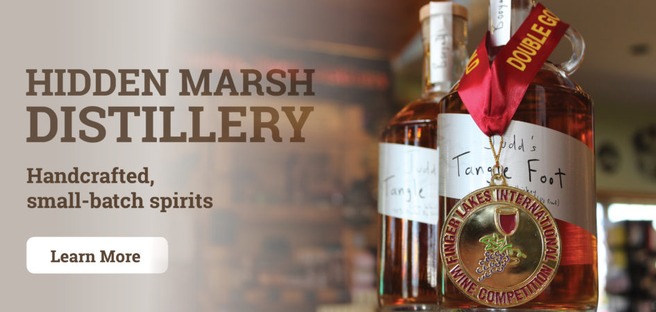 Hidden Marsh Distillery
