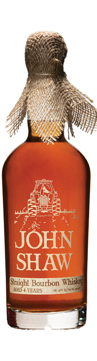 John Shaw Bourbon Whiskey