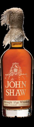 John Shaw Rye Whiskey