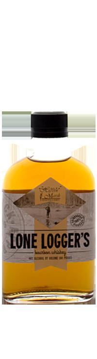 Lone Loggers Bourbon 200mL