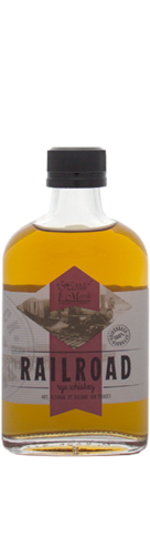 Railroad Rye Whiskey 200mL