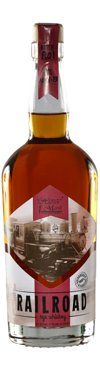 Railroad Rye Whiskey 750mL