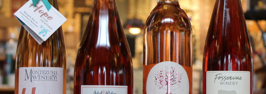 Rosé Virtual Tasting