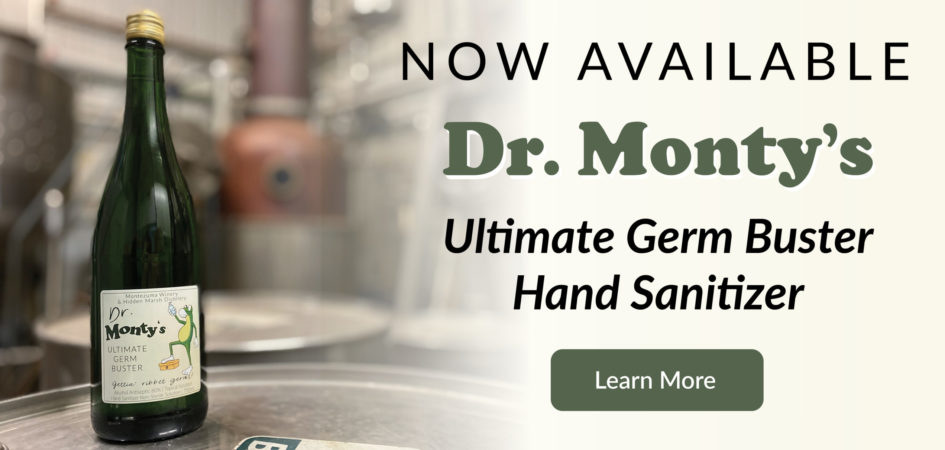 Dr. Monty's Ultimate Germ Buster Hand Sanitizer