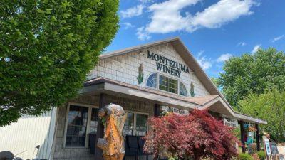 Montezuma Winery & Hidden Marsh Distillery