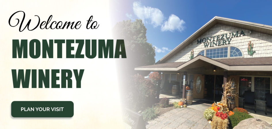 Welcome to Montezuma Winery