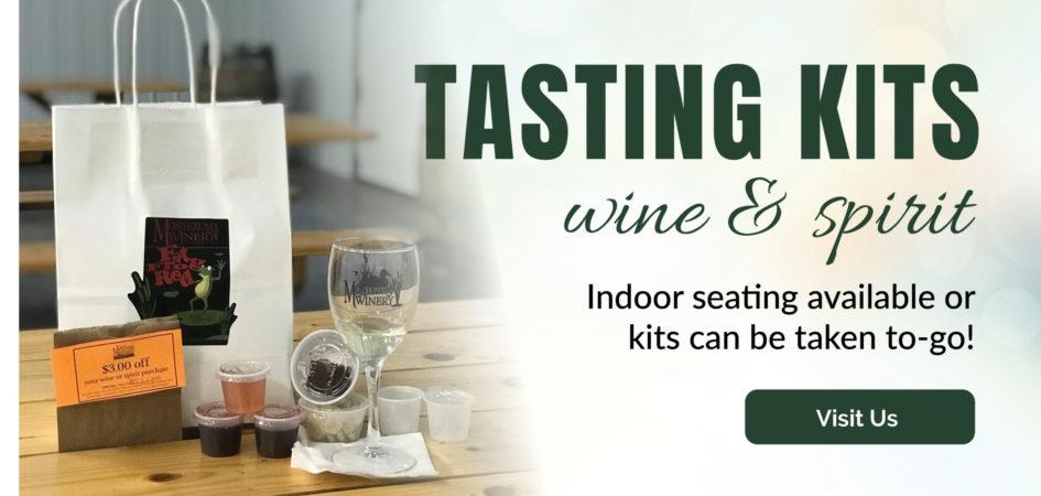 Wine & Spirit Tasting Kits