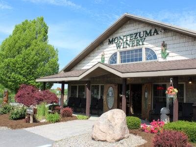 Visit Montezuma Winery