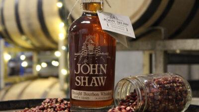 John Shaw Bourbon Whiskey