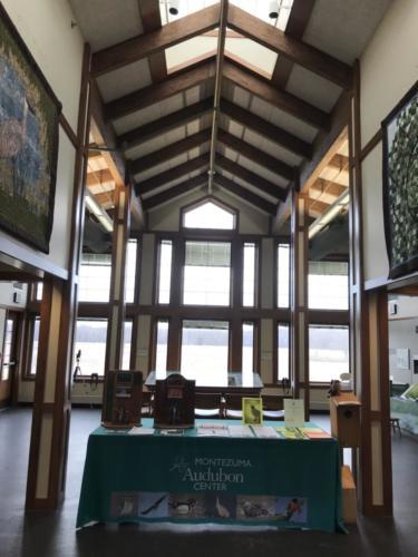 Inside the Audubon Center